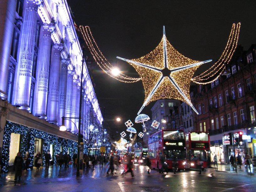 ChristmasinOxfordStreet